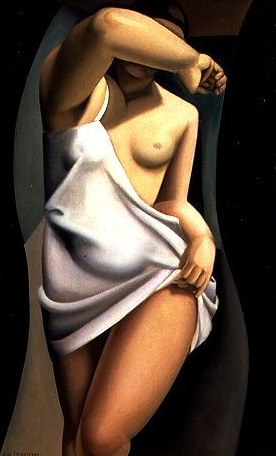 art by Tamara de Lempicka